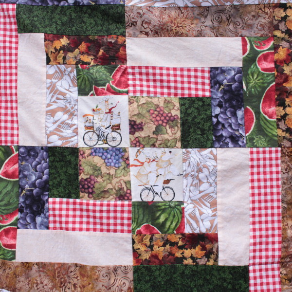 Farmer's Market Picnic  - choose a theme and a different layout if you want!