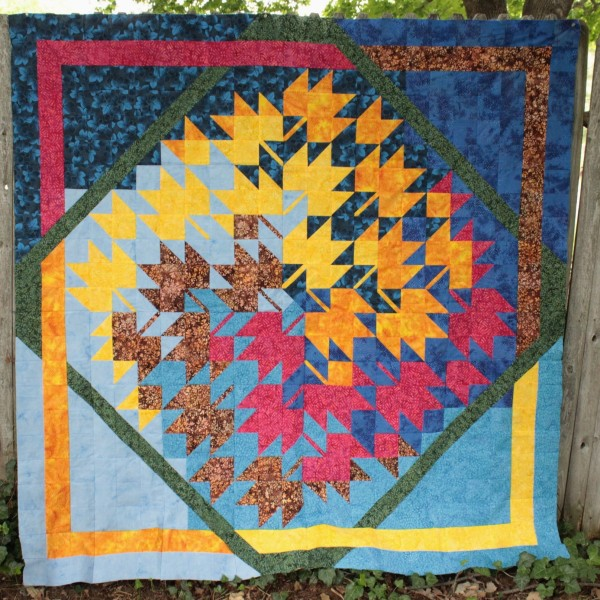 Quilt 2 for fall class 2015