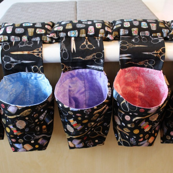 kit 4 Pin Cushion Scrap bag $15